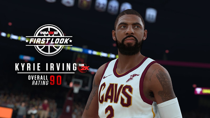Kyrie Irving Rating