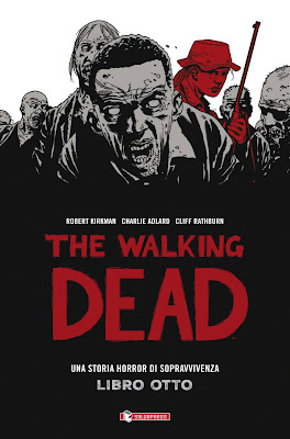 The Walking Dead hard cover - Libro 8