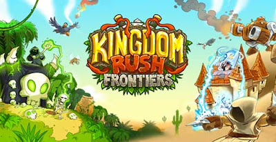 Kingdom Rush Frontiers Apk + Mod Unlocked + Data for Android Offline