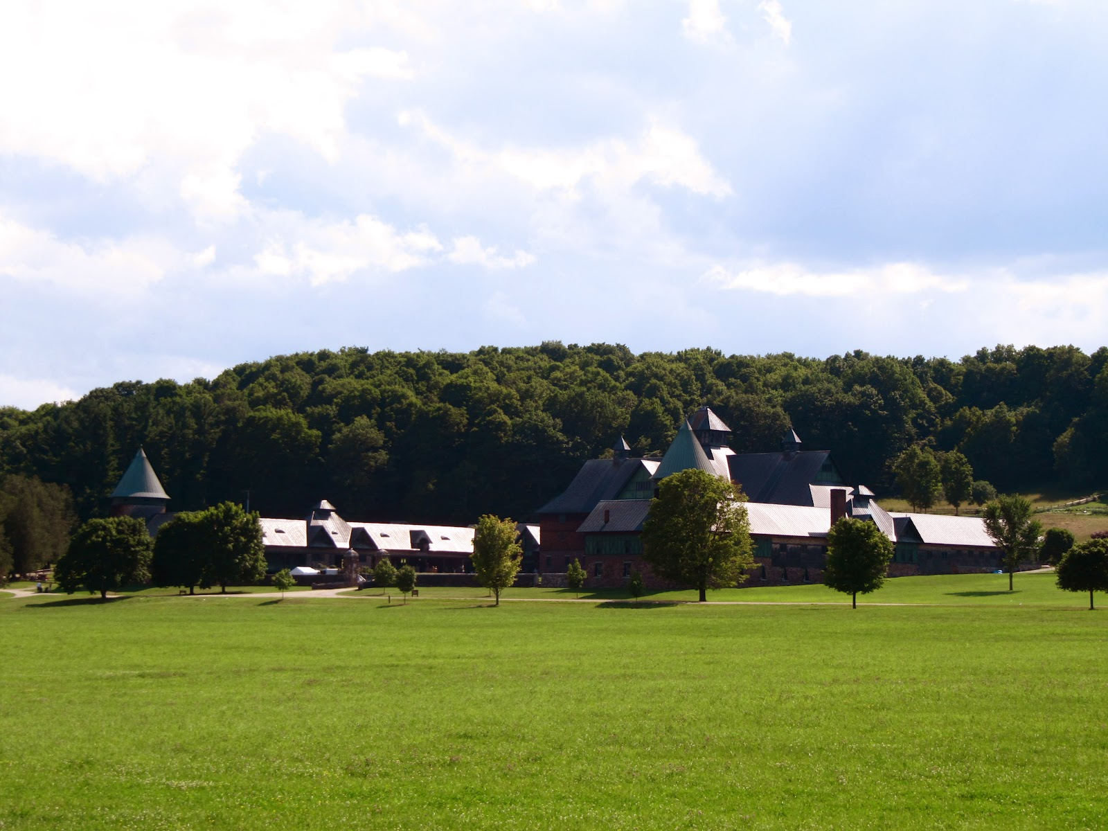 Rooms: The View From Over Here: Shelburne Farms