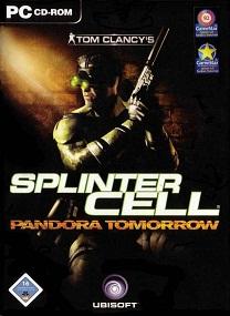Tom Clancys Splinter Cell Pandora Tomorrow Repack-CorePack