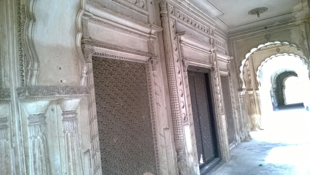 Paigah family tombs in the city of hdyerbad telangana, india