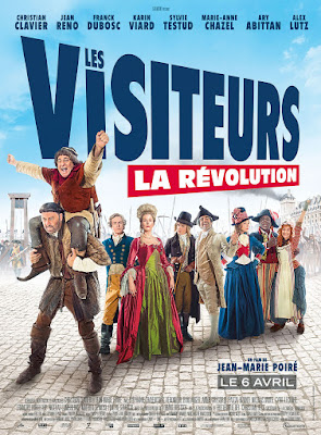 Les Visiteurs : La Révolution