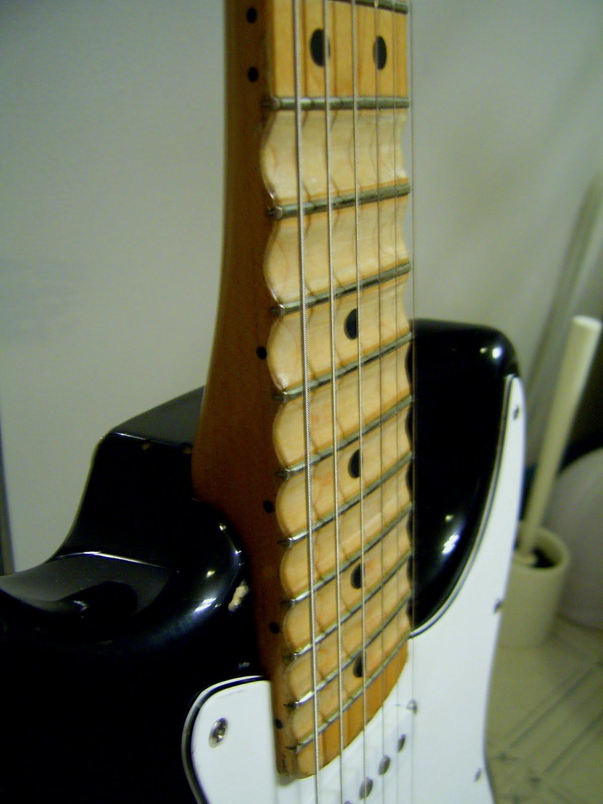 Travis Stevens Guitars Clapton Quot Blackie Quot Fender Stratocaster