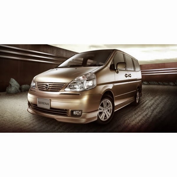 Body Kit Nissan Serena HWS