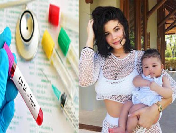 Mtoto wa Kylie Jenner atakiwa kupimwa DNA