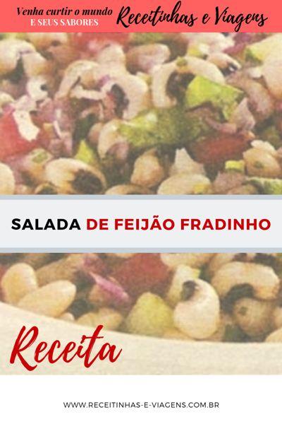 feijao fradinho salada