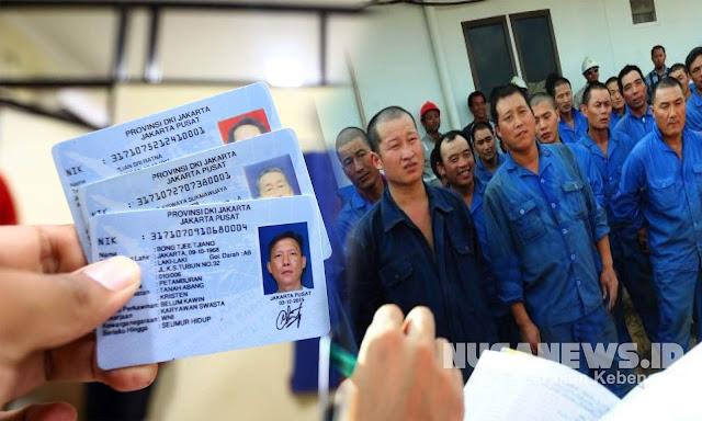 Tenaga Kerja Asing di Cianjur Punya e-KTP, Disdukcapil Bilang Sudah Penuhi Syarat