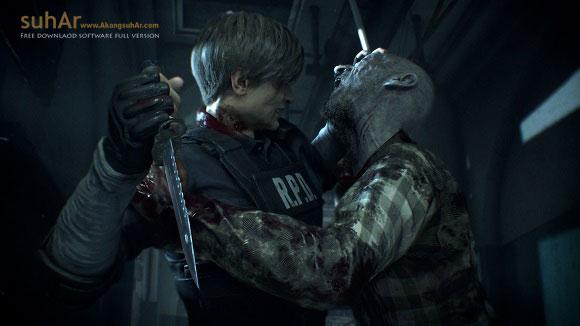 Download Resident Evil 2 Remake Full DLC For PC