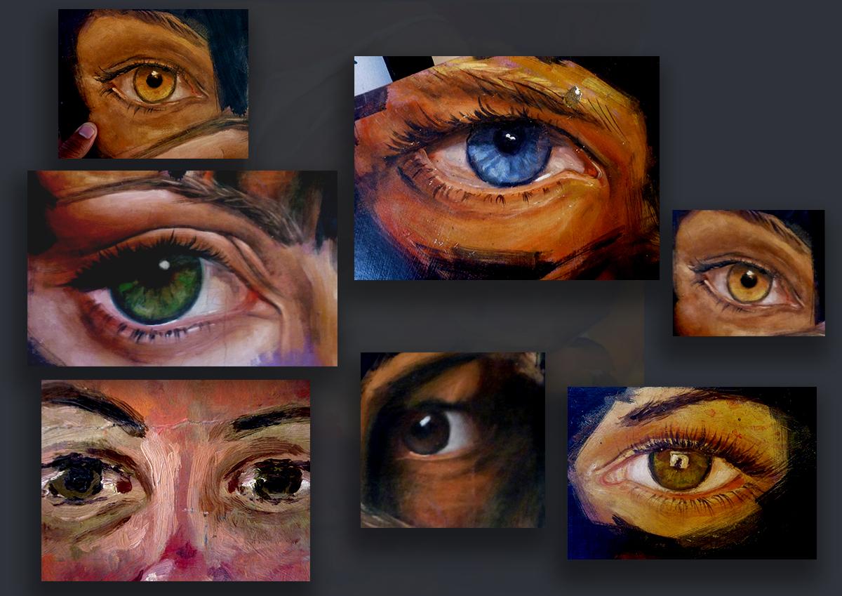 Estudio de ojos. año 2000
