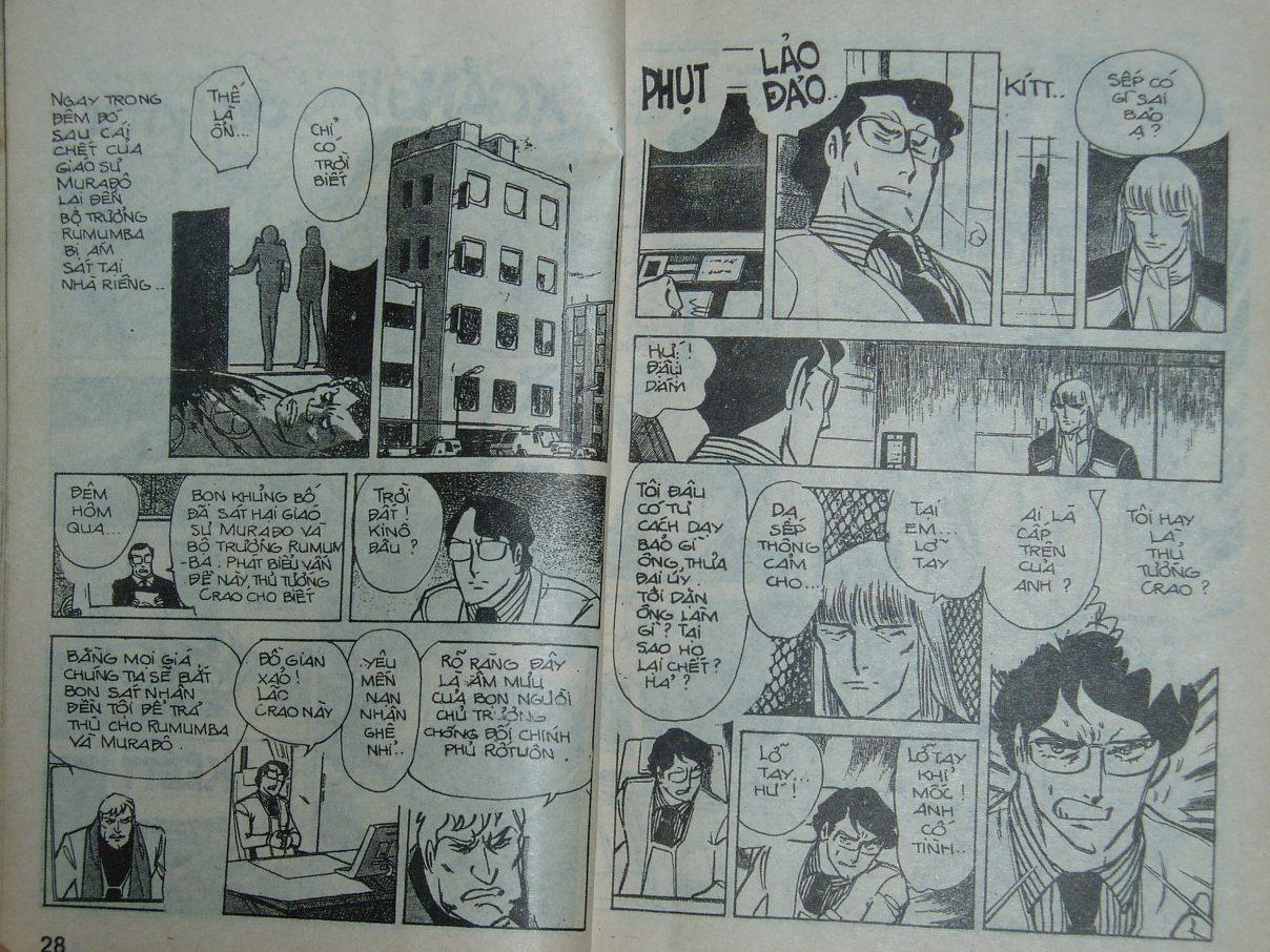 Siêu nhân Locke vol 03 trang 14