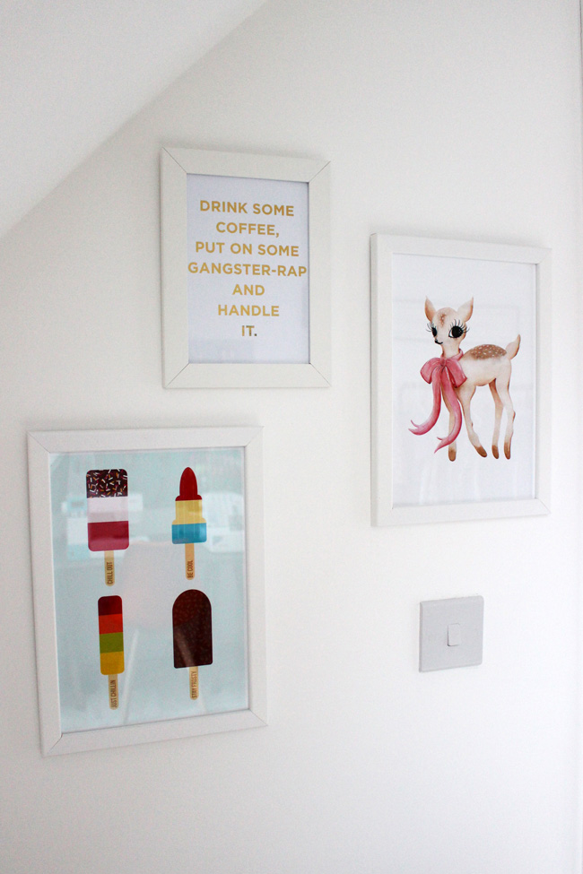 Sewing Space Tours - Jen's Stylish Space!