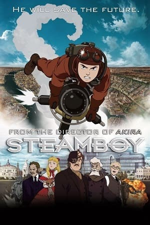 Steamboy Filmes Torrent Download capa