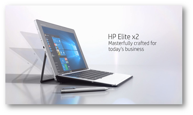 From MSI-ECS: HP Elite X2 is a 2-in-1 for the Mobile Workforce