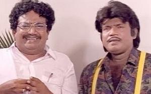 Comedy Goundamani, Santhanam & P.Pandu