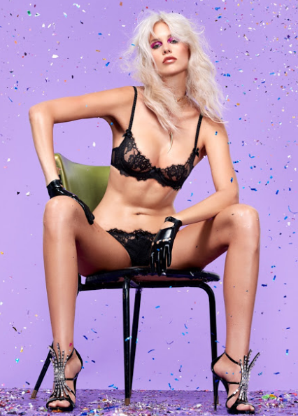 L'Agent by Agent Provocateur Holiday Latest Lookbook