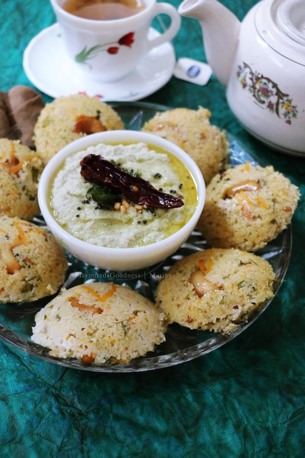how to make Rava Idli Recipe | Quick Idli Recipe