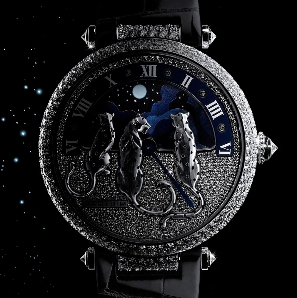 Pre Sihh 2015 Cartier Reves De Pantheres Time And Watches