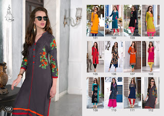 SIYA VOL 1 DIKSHA FASHION KURTIS KURTA TOPS WHOLESALER LOWEST PRICE SURAT GUJARAT