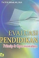 Evaluasi Pendidikan – Prinsip & Operasionalnya