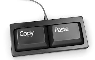 dampak artikel copy paste untuk blog