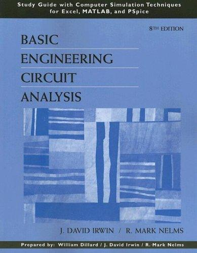 Engineering Circuit Analysis 6th edition Solution Manual Pdf