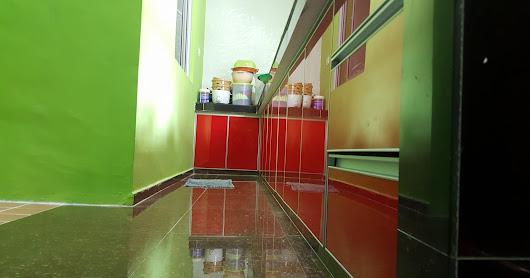 Kabinet Dapur 3g Ra