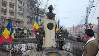 Unirea Principatelor Romane, Cluj-Napoca