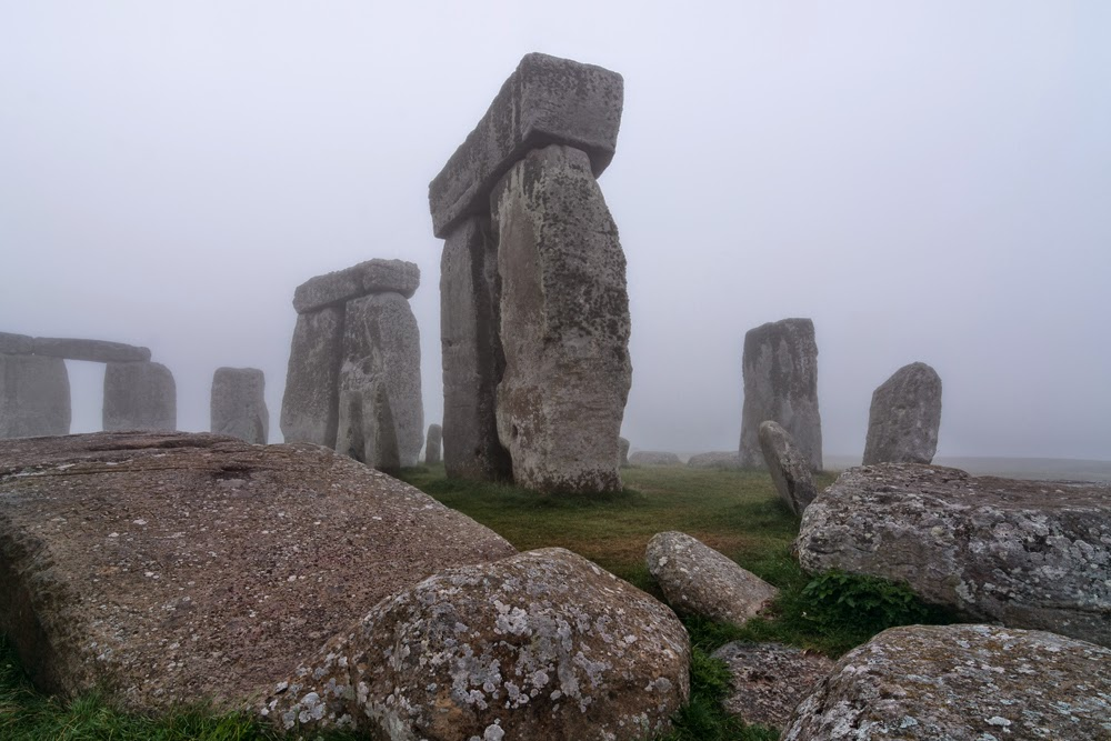 More on 15 new structures found around Stonehenge