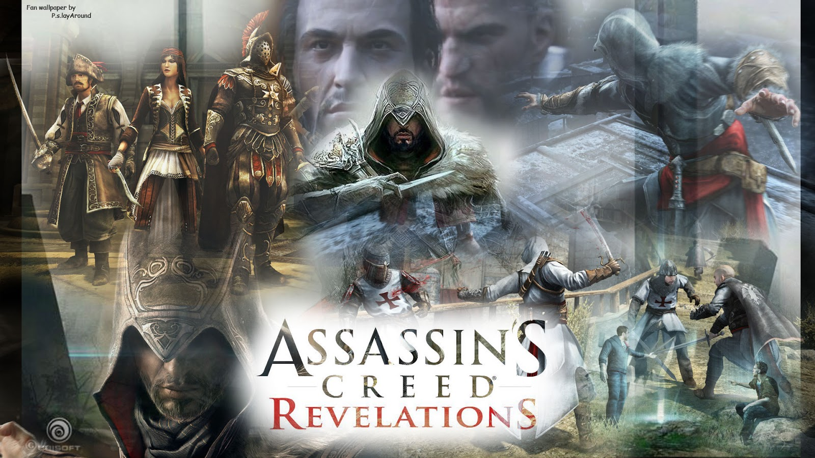 Pslayaround Assassins Creed Revelation Wallpaper