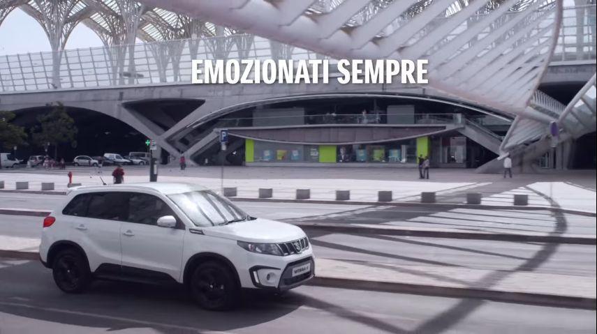 Canzone Pubblicità Suzuki spot Vitara - Scoprila il 25 e 26 marzo musica - Marzo 2017