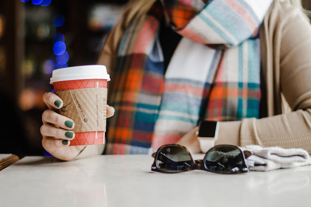 Un samedi parfait boire un café