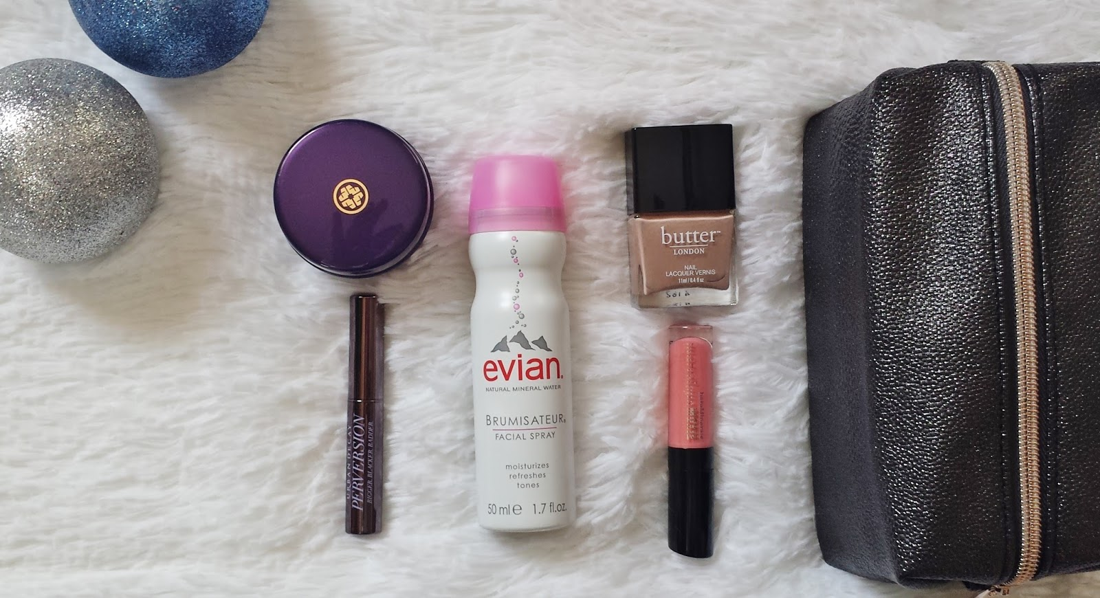 Holiday travel beauty must haves
