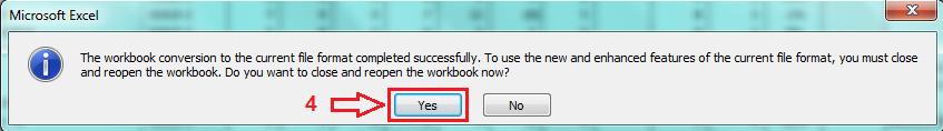 Tips Menghilangkan Tulisan Compability Mode di Microsoft Office