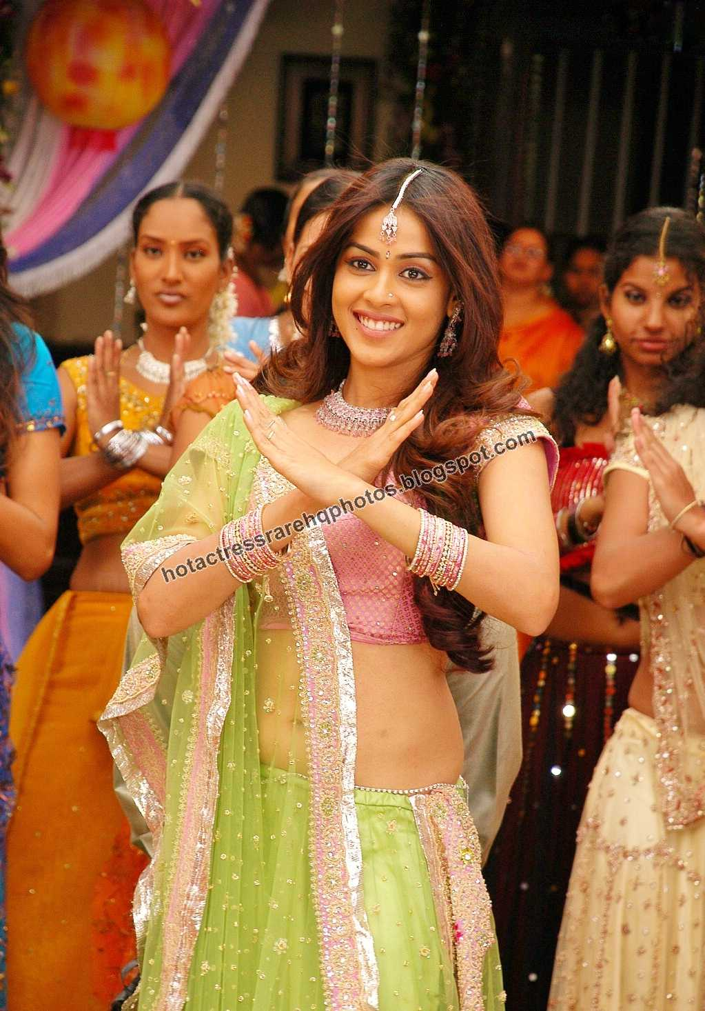 Genelia hot songs