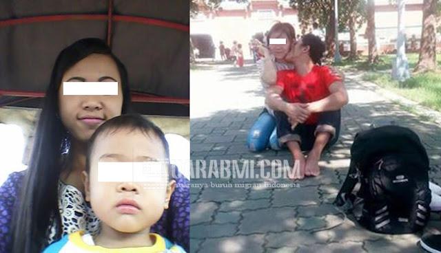 Ketahuan Selingkuh di Taiwan, TKI Ini Diminta Sadar dan Pulang Demi Anak Dan Istrinya