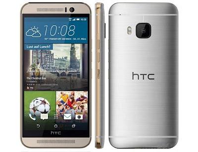 Spesifikasi dan Harga HTC One M9 Terbaru Bulan Ini, Tawarkan Kinerja Mantap