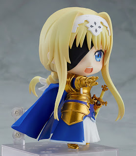 "Nendoroid Alice Synthesis Thirty de ""Sword Art Online: Alicization"" - Good Smile Company"