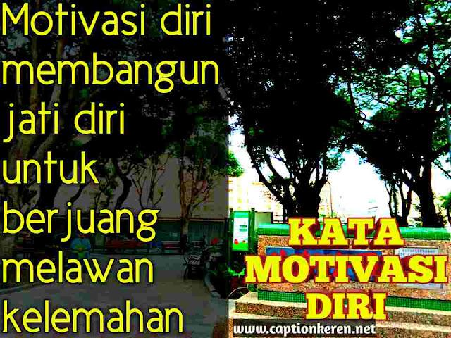kata motivasi diri sendiri