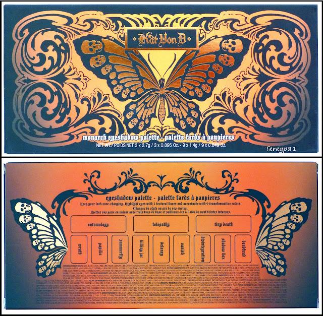 Paleta Monarch