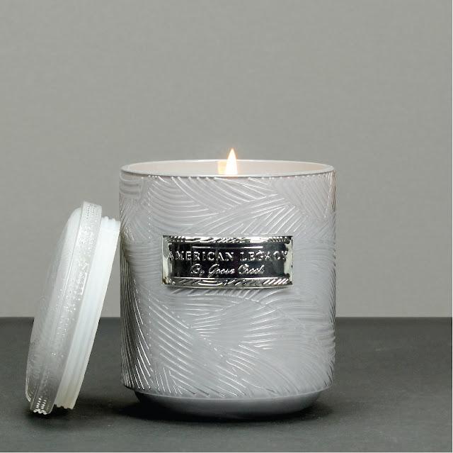 Avis Golden Amber American Legacy de Goose Creek, blog bougie, blog parfum, candle blog, review, revue