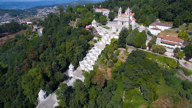 História do Santuário do Bom Jesus do Monte