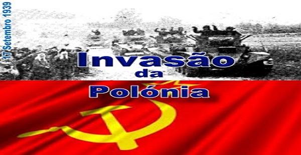 Invasão soviética da Polônia II Guerra Mundial / Frente Leste 17-09-1939