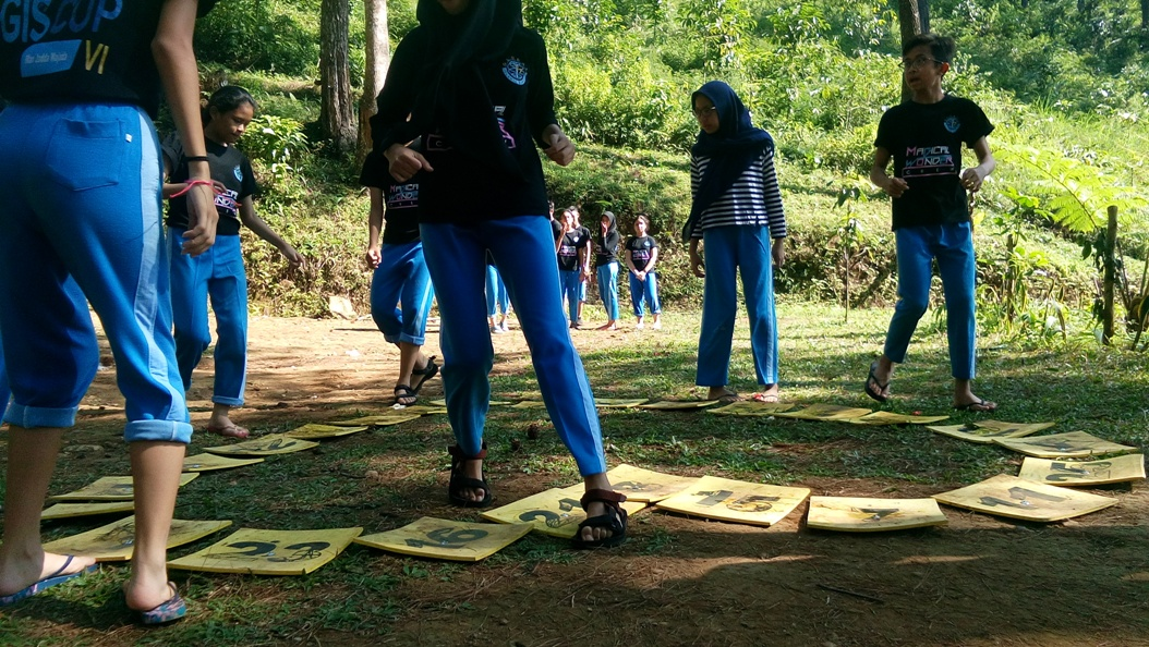 puncak outbound