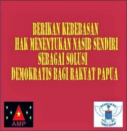 STOP PAKSA BANGSA PAPUA BARAT MENJADI BAGIAN DARI INDONESIA