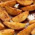 البطاطس المشوية بالبابريكا في 10 دقيقة