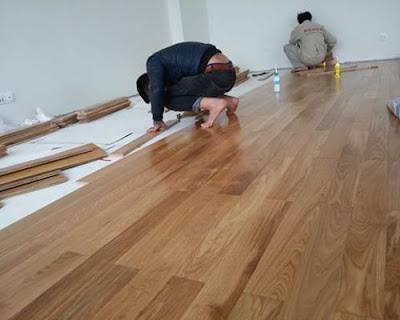 Sàn gỗ sồi tự nhiên xuất xứ tại Mỹ
