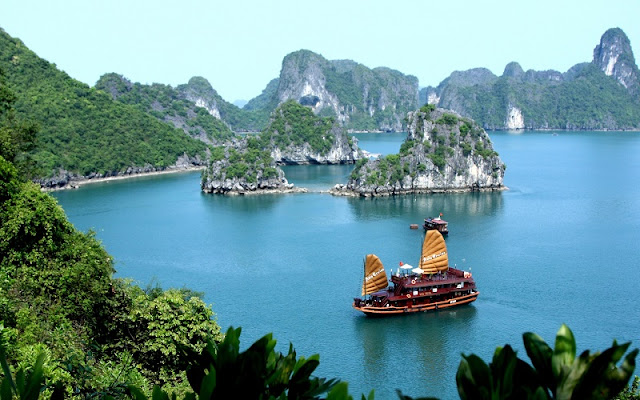 What city in Vietnam will be an ideal travel destination for you? 3