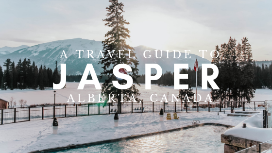 Travel Guide to Jasper, Alberta, Canada