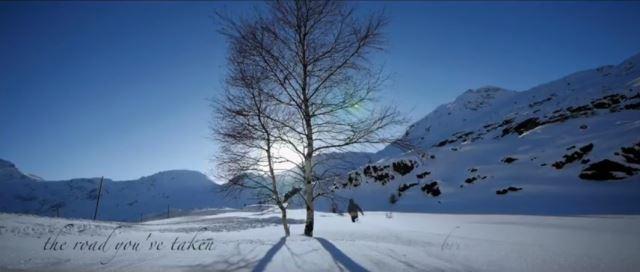 "RAW SILK: Lyric video για το single ""The Road you've Taken"""